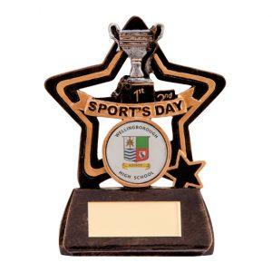 Little Star Sports Day Award 105mm
