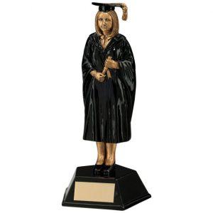 Tribute Graduate Award Female 170mm