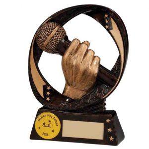 Typhoon Music Karaoke Award 130mm