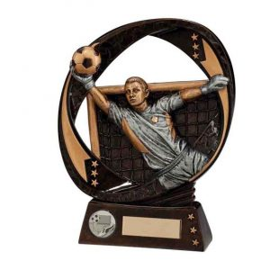 Typhoon Goalkeeper Award 170mm