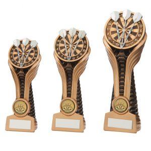 Gauntlet Darts Award