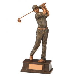The Classical Male Golf Award – 220mm