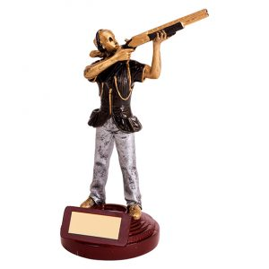 Motion Extreme Clay Pigeon Female Figure 180mm