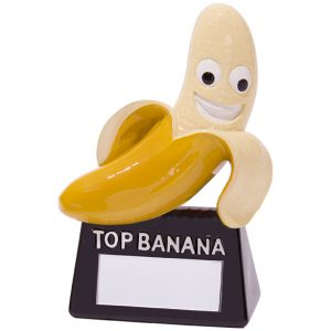 Top Banana Fun Award 100mm