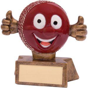 Smiler Cricket Award 75mm