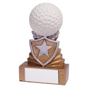 Shield Golf Mini Award 95mm