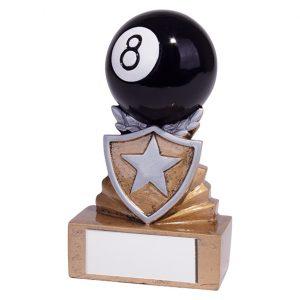 Shield Pool Mini Award 95mm
