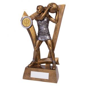 Predator Netball Award – 200mm