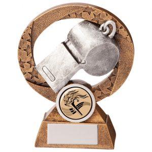 Revolution Whistle Award 110mm