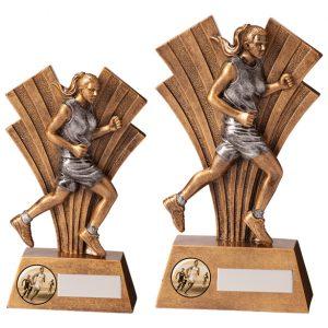 Xplode Running Female Award