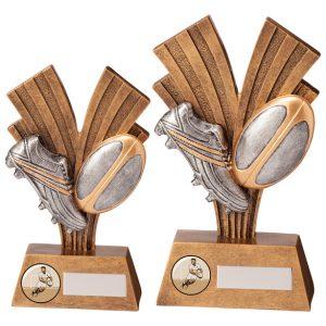 Xplode Rugby Boot & Ball Award