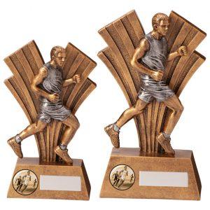 Xplode Running Male Award