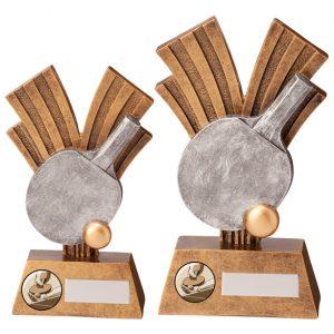 Xplode Table Tennis Award