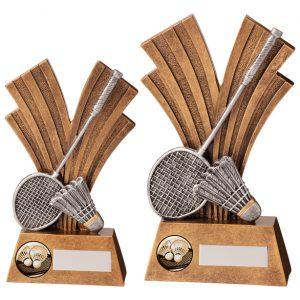 Xplode Badminton Award