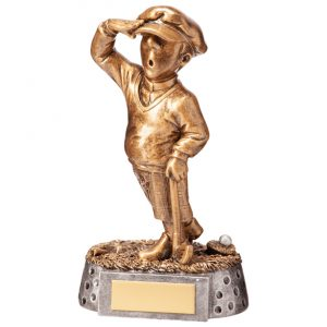 Camelot Golf Humerous Award 160mm
