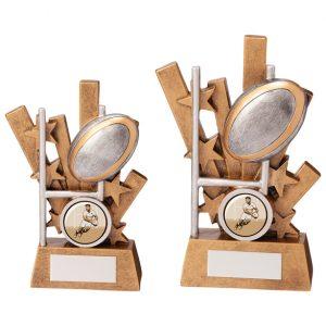 Sentry Rugby Ball & Post Award