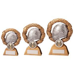 Monaco Wreath Motorsport Helmet Award