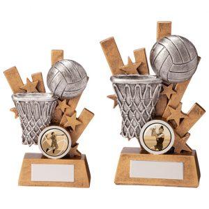 Sentry Netball Award