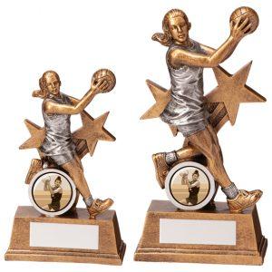 Warrior Star Netball Award