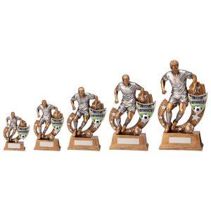 Galaxy Football Winner Award
