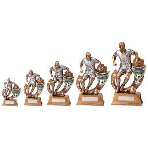 Galaxy Football Manager Thank You Award