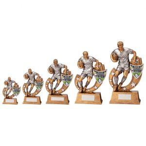 Galaxy Rugby Hardest Tryer Award