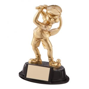 Fore! Golf Humorous Award Male 150mm