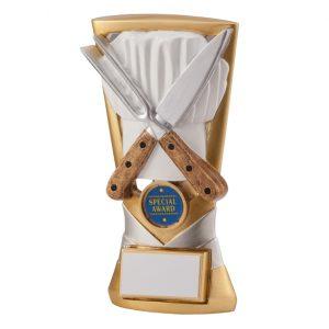 Velocity Cookery Award 185mm