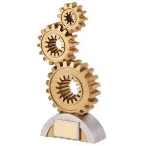 Clockwork Cogs Achievement Award 175mm