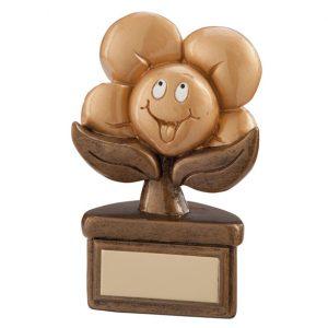 Playful Flower Childrens Award 100mm