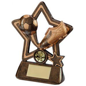 Little Star Football Puma Award 100mm