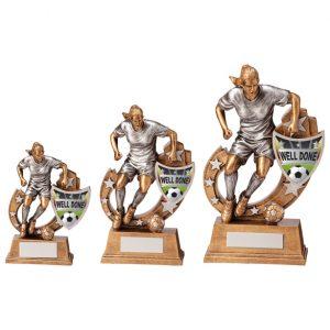 Galaxy Football Well Done Award