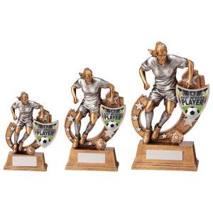 Galaxy Football Most Improved Award
