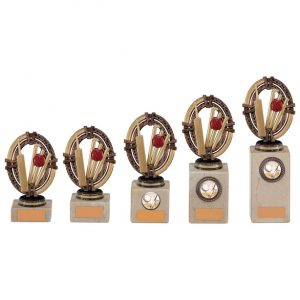 Maverick Legend Block Cricket Bronze
