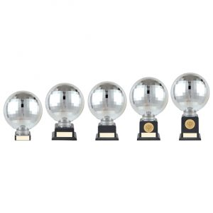 Planet Dance Legend Rapid 2 Trophy Silver