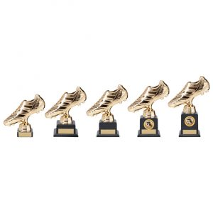 World Striker Premium Football Boot Award Gold