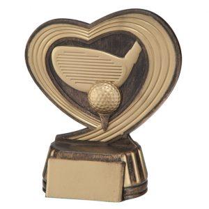 Slipstream Golf Plastic Award 120mm