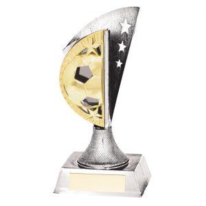 Blaze Football Plastic Award 150mm