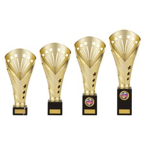 All Stars Super Rapid Trophy Gold