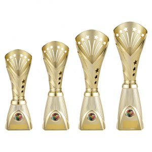 All Stars Deluxe Rapid Trophy Gold
