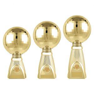 Planet Dance Deluxe Rapid 2 Trophy Gold