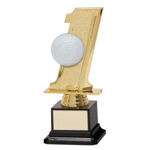 Long Shot Golf Trophy 180mm