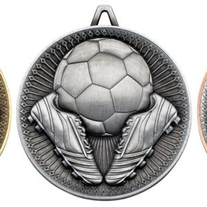 FOOTBALL DELUXE MEDAL