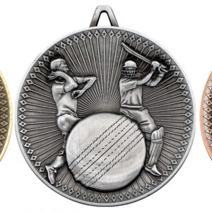 CRICKET DELUXE MEDAL