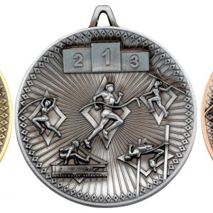 ATHLETICS DELUXE MEDAL