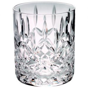 405ML WHISKEY GLASS – FULLY CUT 4in