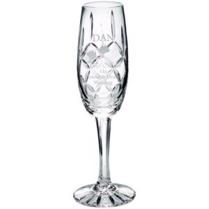 140ML CLASSIC CHAMPAGNE FLUTE – BLANK PANEL 8in