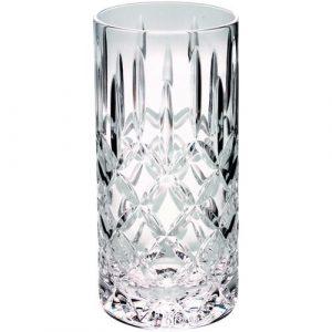 405ML HIGHBALL GLASS TUMBLER – FULLY CUT 6in