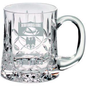 GLASS TANKARD – 435ML BLANK PANEL 4in
