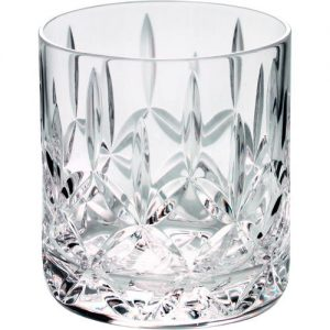 290ML WHISKEY GLASS – FULLY CUT 3.25in